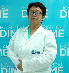 Dra. Ileana Mayes